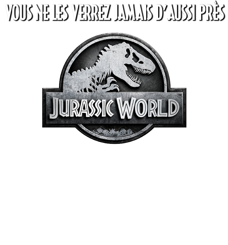 Jurassic World Exposition Paris